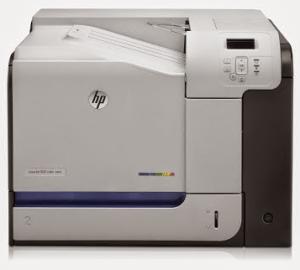 HP LaserJet Enterprise 500 color M551 Printer Driver Download
