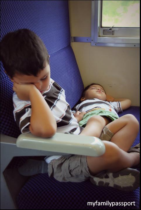 Visitar Japón con tren