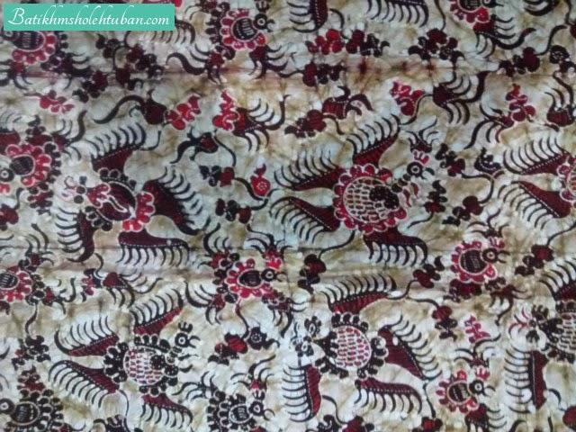 Kain Bahan Batik Tuban 2811D