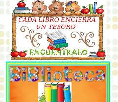 Blog Biblioteca de nuestro cole