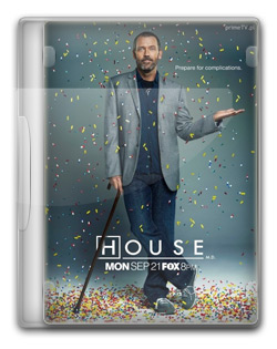 Dr. House 6 Temporada Completa DVDRip RMVB Dublado
