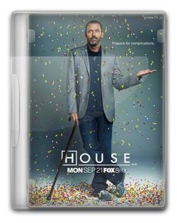 Dr. House 6ª Temporada Completa DVDRip RMVB Dublado