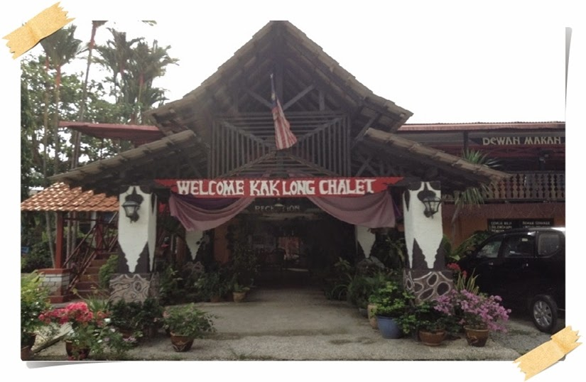 KAK LONG CHALET RESORT