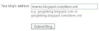 Cara masuk halaman pertama Google Blog Search Cara masuk halaman pertama Google Blog Search