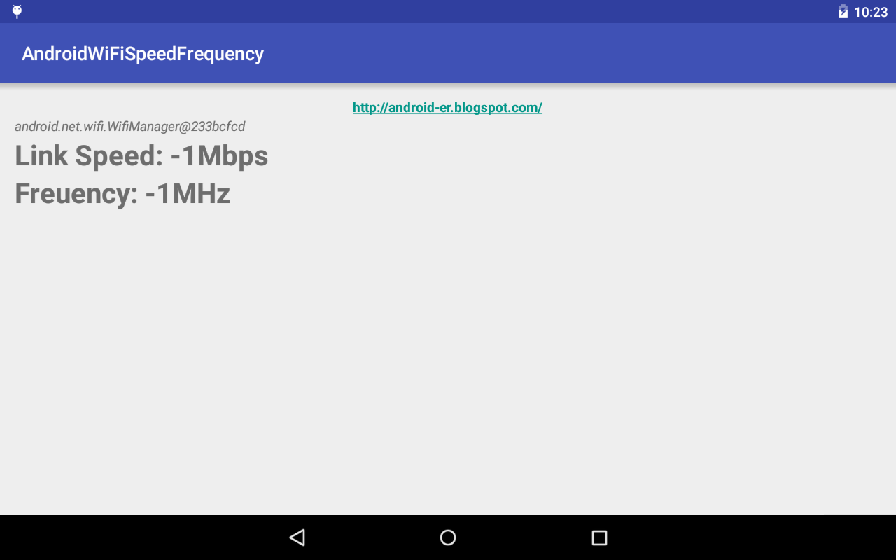 How to Get an Android Wifi Widget