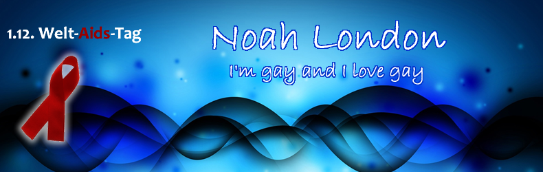 Noah London - I'm gay and I love gay