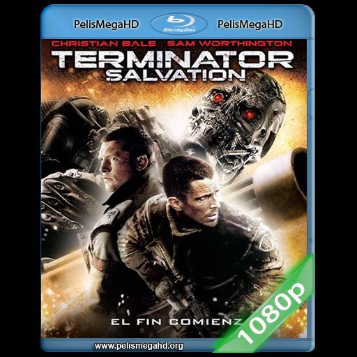 TERMINATOR 4: LA SALVACIÓN (2009) FULL 1080P HD MKV ESPAÑOL LATINO
