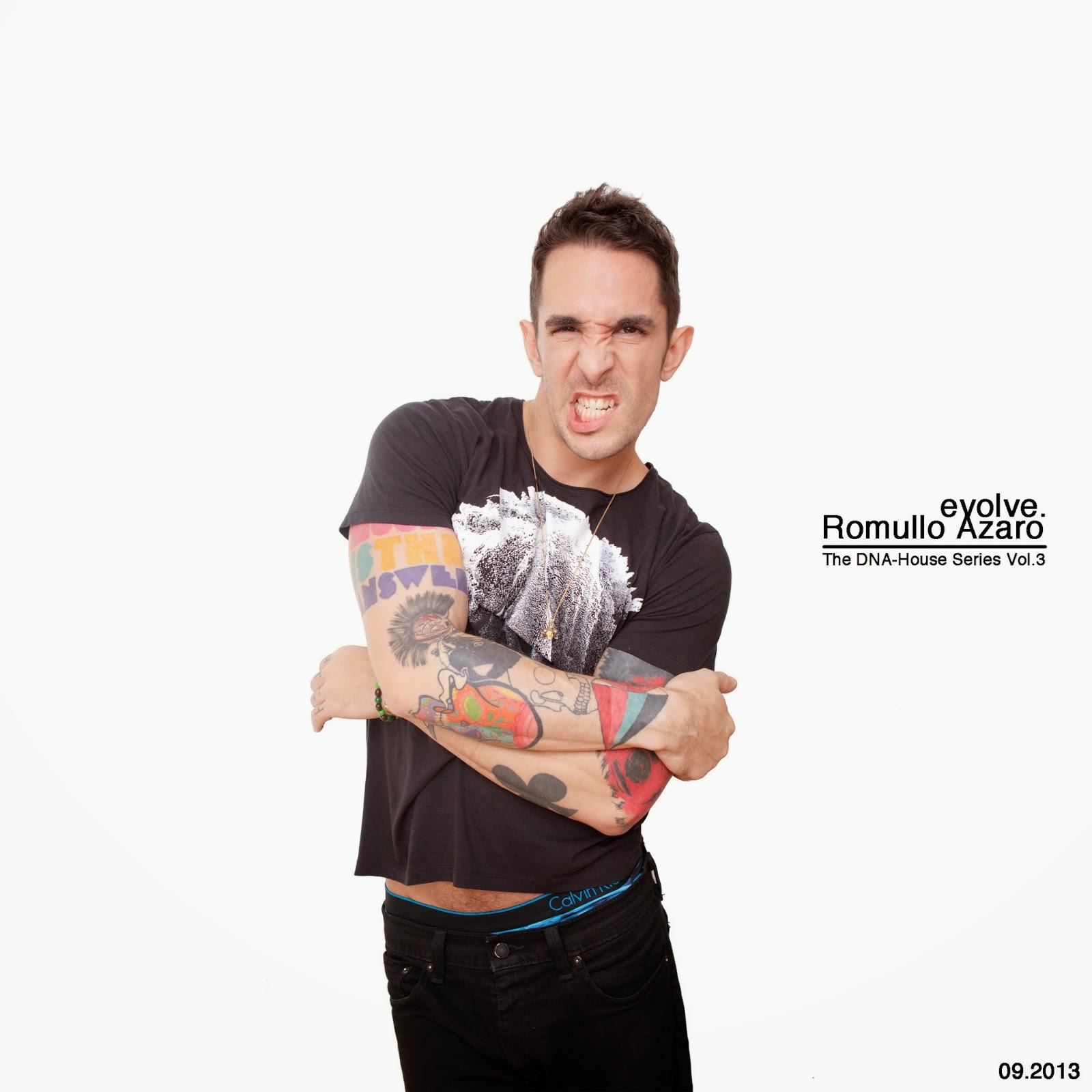 DJ Romullo Azaro - EVOLVE