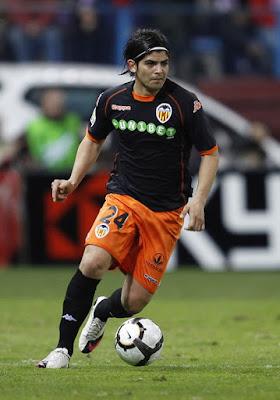 Ever Banega - Valencia CF (3)