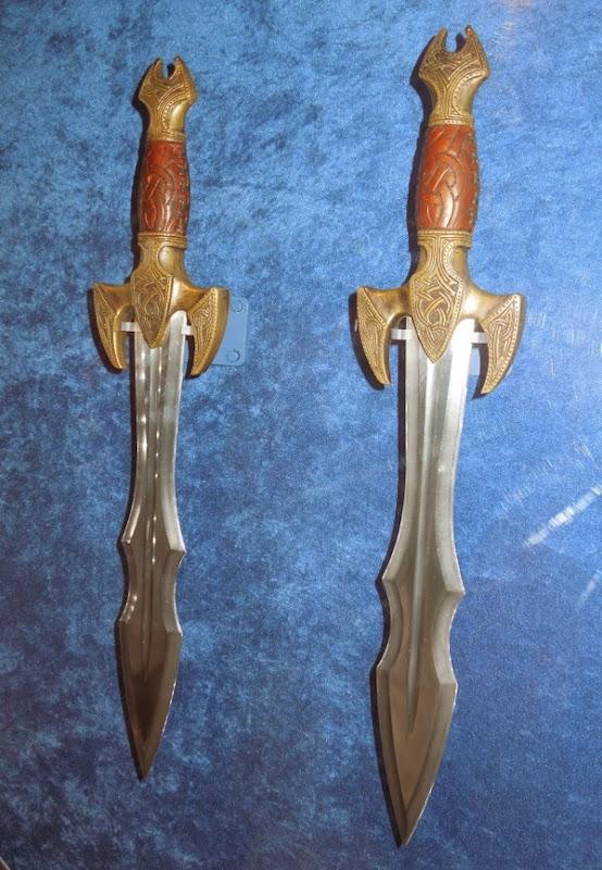 Heimdall dagger props Thor 2