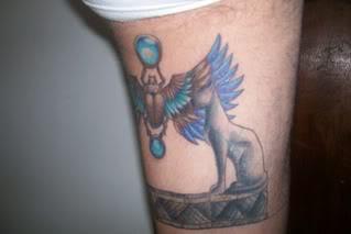 dicas de Tatuagens na Coxa