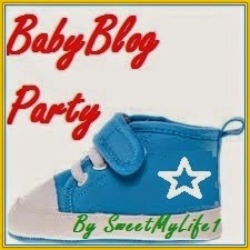 PARTECIPO AL BABY BLOG PARTY