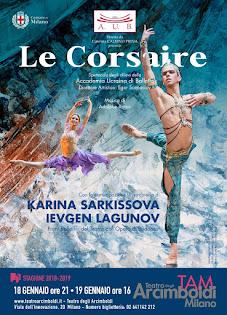 Le Corsaire di Accademia Ucraina di Balletto