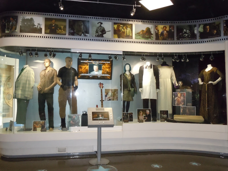 Universal Studios movie costumes
