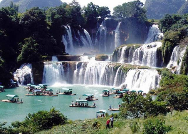 Ban Gioc - Detian Falls - Guangxi, China