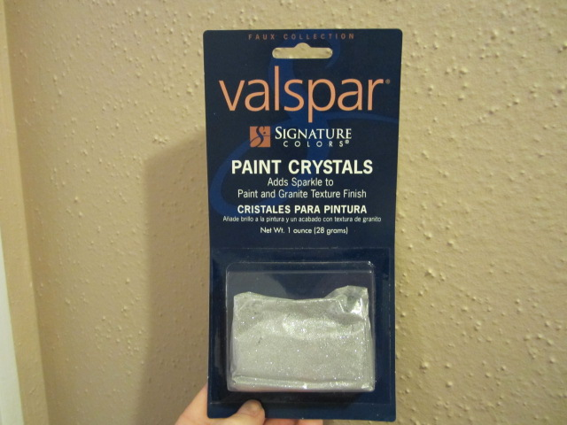my love bugs glitter wall paint valspars crystals review. Black Bedroom Furniture Sets. Home Design Ideas