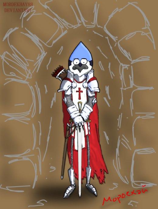 Templar Mordecai por Mordekhay88