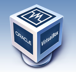 Imagen del logo de VirtualBox