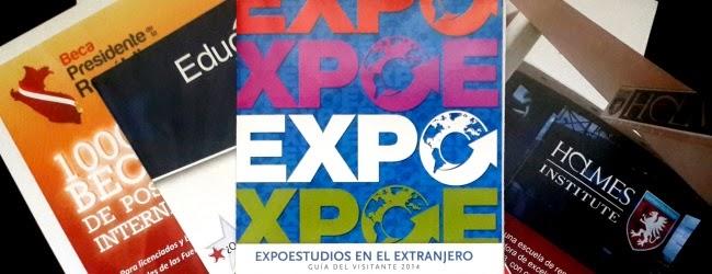 Feria expoestudios en el extranjero