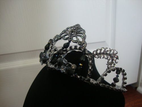 Britain · Black Swan headpiece 2011