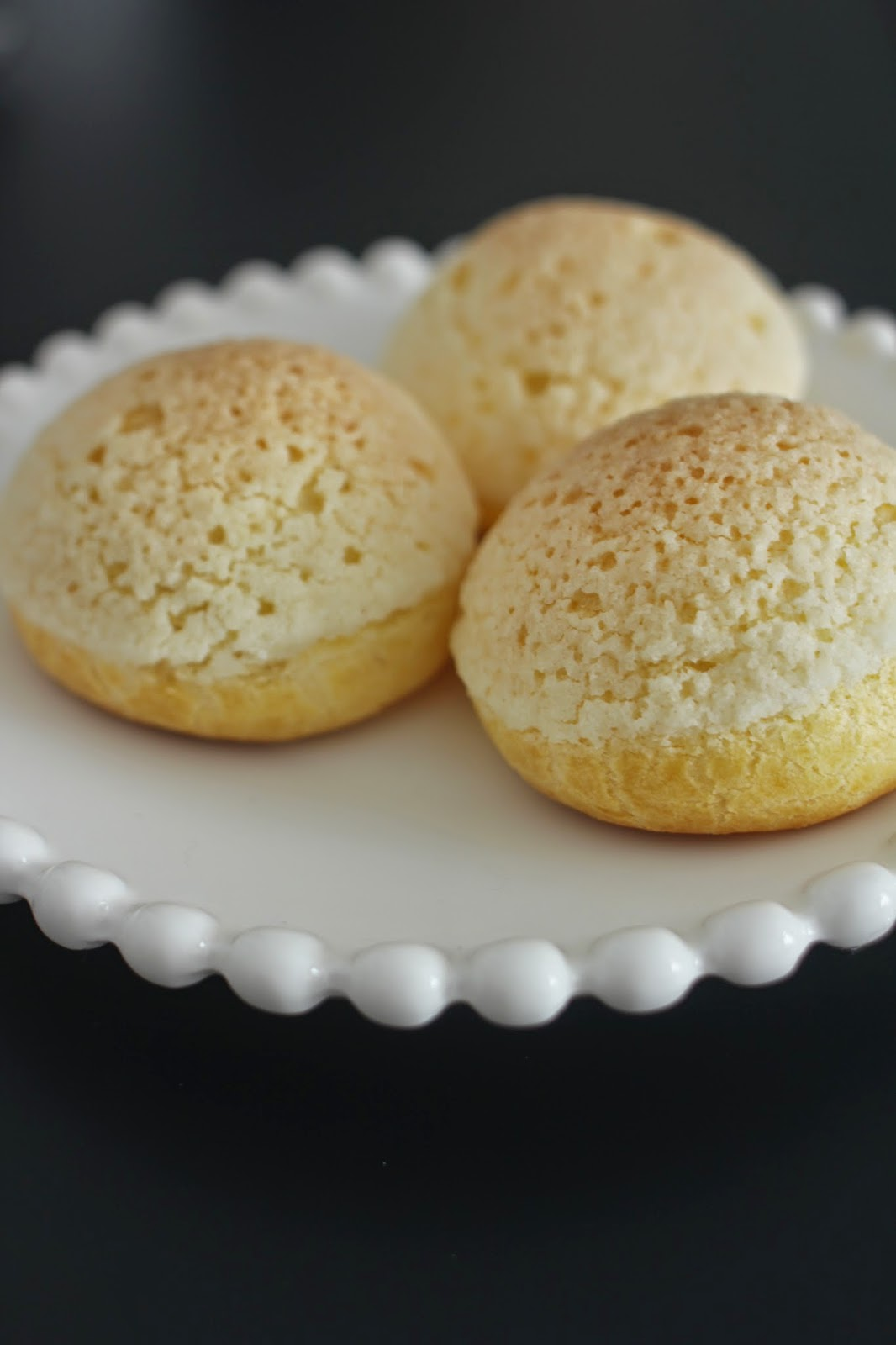 sugarlicious p 226 te 224 choux with streusel 脆皮泡芙