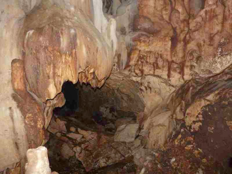Libtec Cave, Libtec, Dolores