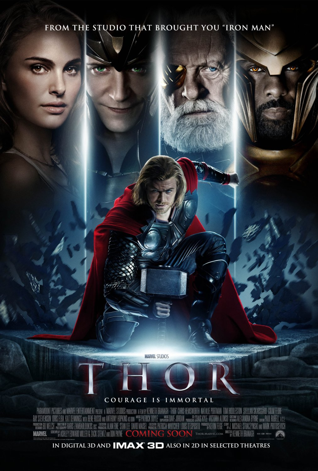 Huff Post Review Thor Huffpost
