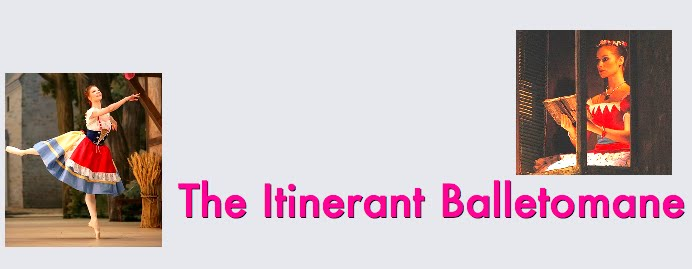 The Itinerant Balletomane