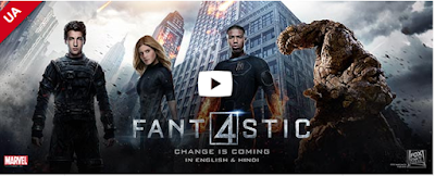 Fantastic Four (2015) Hindi Dubbed Movie Download 300MB