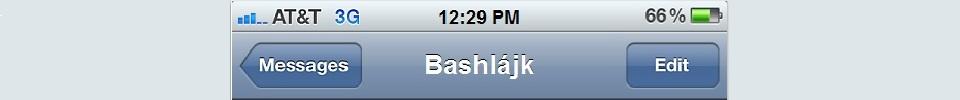 Bashlájk
