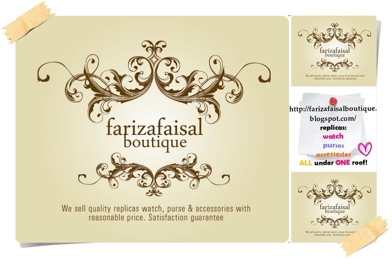 FarizaFaisal Boutique