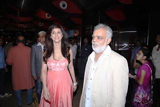 Boman & Urmila at Delhi Safari 3D Movie Special screening