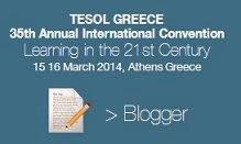 TESOL Greece Blogger 2014