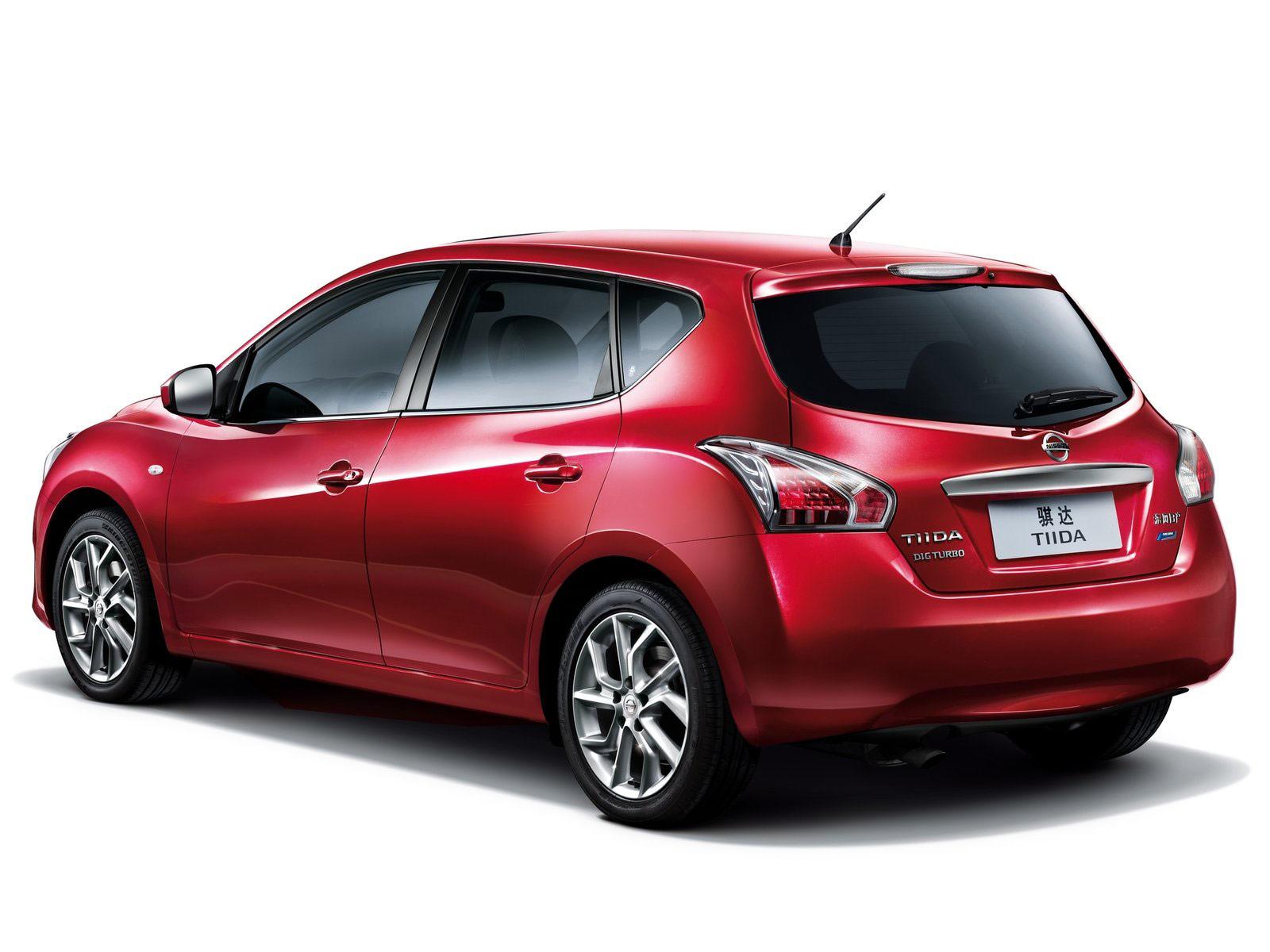 2012 Nissan Tiida Japanese Car Photos
