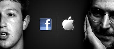 mark zuckerberg and steve jobs