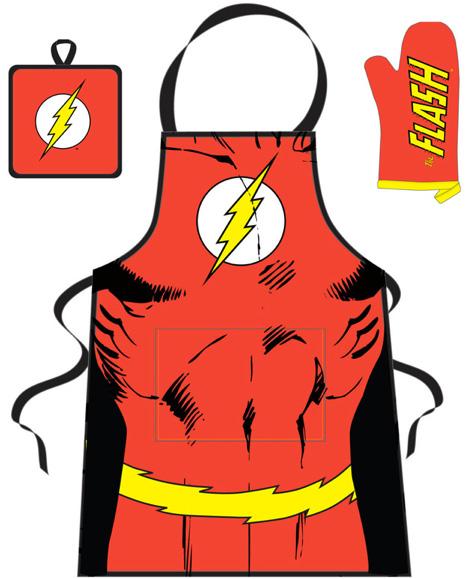 Set de Cocina The Flash