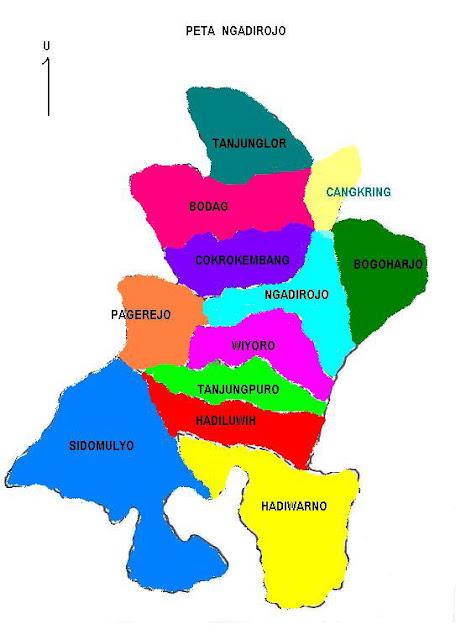 Profil Kecamatan Ngadirojo Kabupaten Pacitan Provinsi Jawa Timur