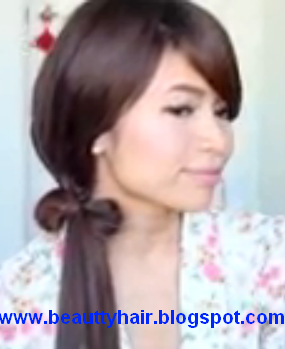 quick and easy hairstyles for school.