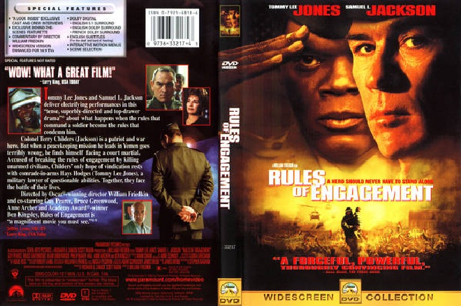 Review Sinopsis Film Rules of Engagement