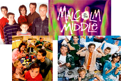 Reparto de la serie Malcolm in the middle