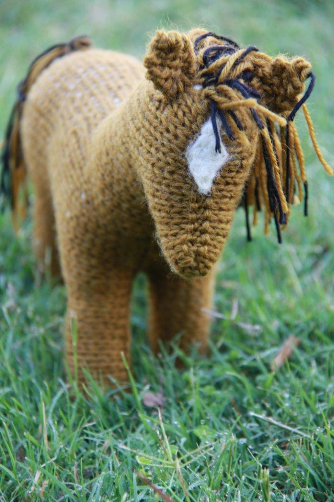 Knitting Pattern Toy Horse : Rhythm & Rhyme: little snippets of craftiness