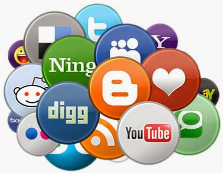 All in one social sharing buttons for blogger