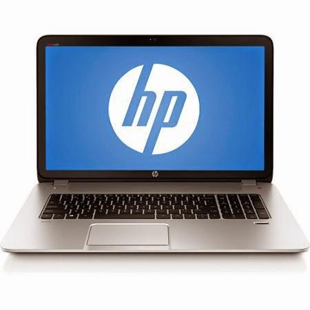 HP ENVY TouchSmart 17-j140us