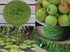 Åkander, æbler og strikdesign