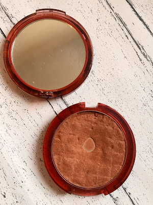beauty blogger, beauty review, Elizabeth Arden Pure Finish Mineral Bronzing Powder, elizabeth arden review, hanrosewilliams,