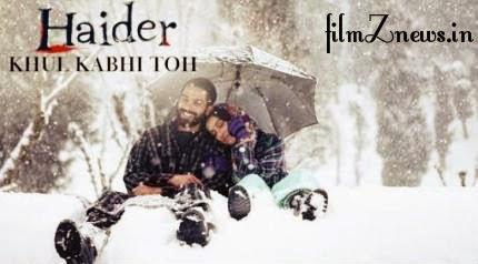 Khul Kabhi Toh Video form Haider (2014) - Shahid Kapoor, Shraddha Kapoor