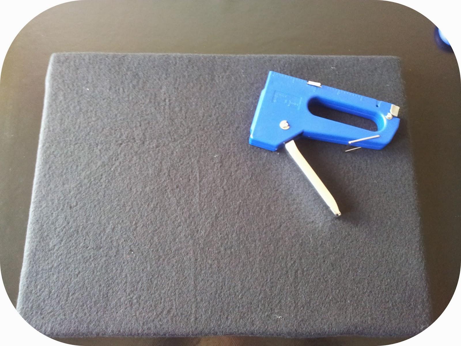 atelier waldfee nachtrag zur diy anleitung pinnwand. Black Bedroom Furniture Sets. Home Design Ideas