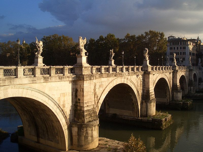 Roman bridge - Wikipedia