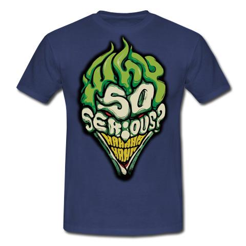 koszulka Joker - Why so serious