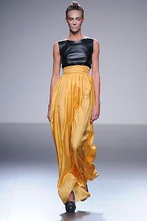 Leyre Valiente, Primavera Verano 2013, Spring Summer 2013, MBMFW, Mercedes-Benz Fashion Week Madrid, Elzzia, Lever du Soleil